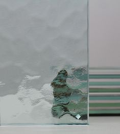Ripple patterned glass in thickness, an idea solution for wall cladding, privacy screens, office dividers. Office Dividers, Glass Suppliers, Laminated Glass, Privacy Screens, Wall Cladding, Glass Texture, Guangzhou, Doors, Interior Design