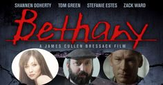 Tom Green and Shannen Doherty tackle horror in 'BETHANY'