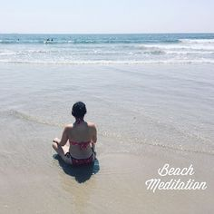 Meditation can take place anywhere. Sometimes I do it in the subway but today I was lucky enough to do it at the beach. Next time you're at the beach try it. Inhale & exhale to the rhythm of the waves. You'll find it very calming & peaceful. For me it also makes me smile! . . . . . . #DR7Wellness #meditation #beach #beachmeditation #meditateinnature #meditateandchill #meditateandenjoy #meditateeveryday #meditate365