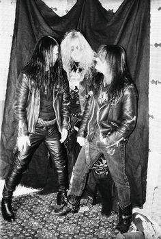 """We talk to bassist Jørn """"Necrobutcher"""" Stubberud about writing the manual on Mayhem, the most influential Black Metal band in the world. Black Metal, Rock Y Metal, Metal Art, Mayhem Band, Band Wallpapers, Extreme Metal, Thrash Metal, Metalhead, Death Metal"""