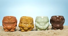 http://www.sourpussclothing.com/catalogsearch/result/?o=%22tiki+mug%22&q=tiki+mug #housewares #lifestyle #tiki #tikimug #beach #drinks #tropical #summer