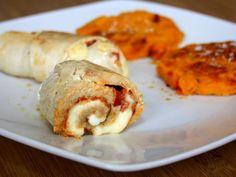 Roulé de dinde au chorizo et mozzarella, Recette par AmandineCooking - Ptitchef