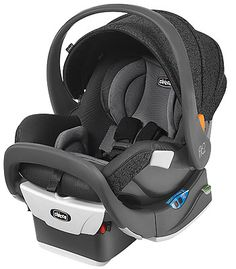 Chicco Fit2 2-Year Rear-Facing Infant & Toddler Car Seat - Fleur