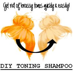 How I Combat Brassy Tones and Upkeep my Blonde Hair