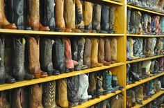 5 Things to Try in South Congress - by Elle Croft Visit Austin, Austin Tx, Travel Usa, Travel Tips, 5 Things, Cowboy Boots, Texas, Shopping, Punch