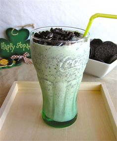 Shamrock Shakes are a really good reason to hit the drive-through. But now you can make them at home!