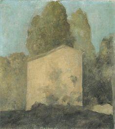 Giorgio Morandi. Figurative delicate painting