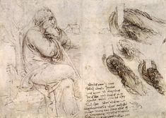 Leonardo Da Vinci Drawings - Fine Art Blogger