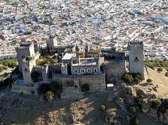 Castillo de Molina de Aragón (Guadalajara)