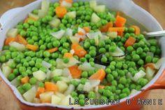 Jardinière de légumes nouveaux