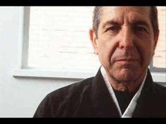 Leonard Cohen-Came so far for beauty