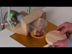 Schützen Sie Ihre Finger - mit dem Bogenfräsanschlag - YouTube