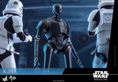 HOT TOYS' K-2SO (ROGUE ONE)