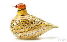 Birds by Oiva Toikka Summer Grouse Sculpture Art, Sculptures, Importance Of Art, Grouse, Glass Birds, Painted Paper, Finland, Glass Art, Art Drawings