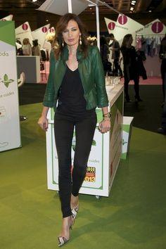 Nieves Alvarez - Madrid Fashion Week, Feb. 2013
