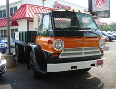 Triborough has found a truck I've been keeping an eye out for way too long: A Dodge L700 tilt cab medium duty with the cab borrowed from the A100 van/pickup. Ford had their immensely popular …