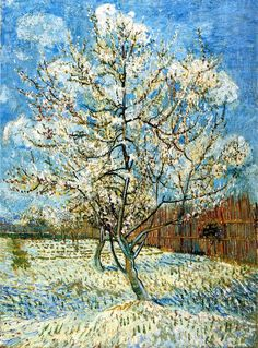 ALONGTIMEALONE: dappledwithshadow: Blossoming, Vincent van Gogh ...