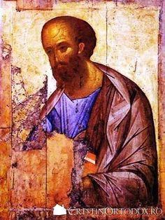 Wonderful icon of the Holy Apostle Paul