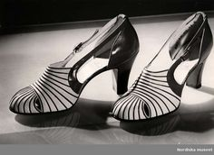 Shoes, 1940 I would kill to have these.