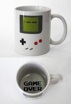 Gamer vintage