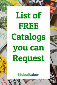 Free Coupons By Mail, Free Samples By Mail, Free Mail, Stuff For Free, Free Stuff By Mail, Abc Catalog, Catalog Shopping, Newport News Catalog, Free Catalogs