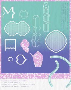 Mogollon Handscreen printed Summer Bag by Mogollon , via Behance