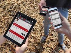 Praxis | MyMission - game app er et mobil-læringskoncept, der benytter gamification som motiverende og engagerende element og drivkraft for læring. Appen består af en række missioner, som eleverne løser individuelt eller i grupper, og de opnår derved points.