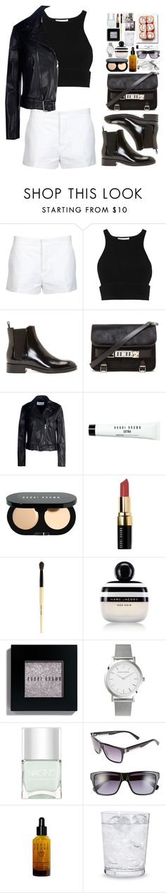 """""""Little More """" by vanessasimao1999 ❤ liked on Polyvore featuring Marni, Jonathan Simkhai, Alexander Wang, Proenza Schouler, Mauro Grifoni, Bobbi Brown Cosmetics, Marc Jacobs, Larsson & Jennings, Nails Inc. and Marc by Marc Jacobs"""