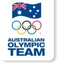 AUSTRALIAN OLYMPIC TEAM   and the OLYMPIC schedule