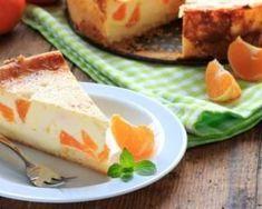 Cheesecake minceur à l'orange, clémentines et fromage blanc : http://www.fourchette-et-bikini.fr/recettes/recettes-minceur/cheesecake-minceur-a-lorange-clementines-et-fromage-blanc.html