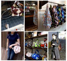 Furoshiki: The Art of Folding & Knotting Textiles