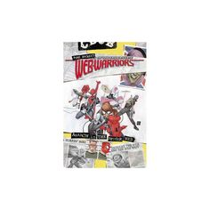 Web Warriors of the Spider-verse 2 : Spiders Vs. (Paperback) (Michael Costa)