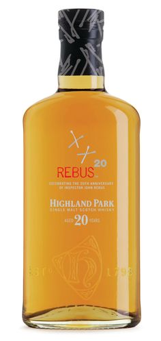 One of the most sought after limited editions, Highland Park Rebus20, has sold for £1,440 at Bonhams Auctioneers in Edinburgh, making this the highest amount paid to date for this bottle. Launched in 2007 to celebrate the 20th anniversary of the first Inspector Rebus novel,