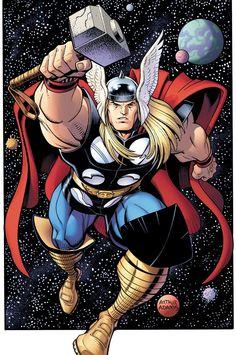 Thor by Arthur Adams