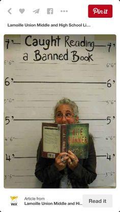 Banned books late September
