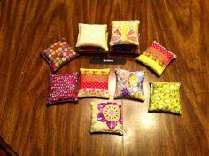 Instructions for sewing little rice warmer bags http://www.daniellesteigauf.jamberrynails.net/