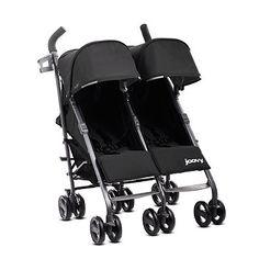 Joovy® Twin Groove Ultralight Umbrella Stroller in Black