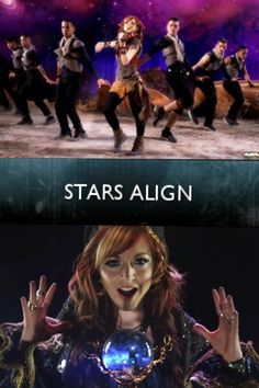 When the stars align!!! Pic made by Lyra Heartstrings