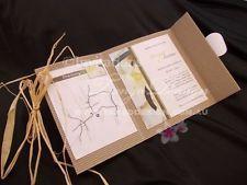 Rustic Invitation SAMPLE - Rustic Invites for weddings or birthdays