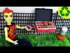 Craft: Make a Doll BBQ Grill - EP 740