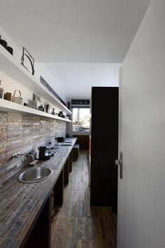 ♥ kitchen corridor