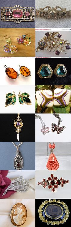 Thursday Hot Flashes  from Team Love Group by Diana on Etsy--Pinned with TreasuryPin.com