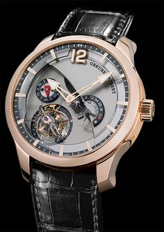 Greubel Forsey Tourbillion 24 Seconds Contemporian  PR 72 hours 18K Red Gold