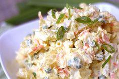 Aardappelsalade met augurk