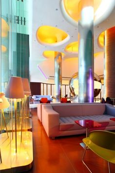 Sharky Lobby:  Klapsons, The Boutique Hotel, Singapore
