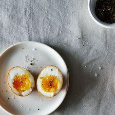 Momofuku's Soy Sauce Eggs recipe on Food52