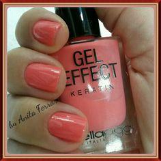 Bellaoggi -bikini pink Gel Effect