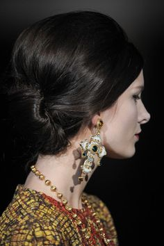 Dolce & Gabbana Fall 2013 - Details