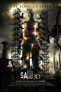 Director: Kevin Greutert  Writers: Patrick Melton, Marcus Dunstan  Stars: Tobin Bell, Costas Mandylor, Betsy Russell  Genres: Horror, Mystery    Saw 3D The Final Chapter (2010) Movie Watch Full Online:Speedplay    Watch Full    Saw 3D The Final Chapter (2010) Movie Watch Full Online:TheVideo    Watch Full    Saw