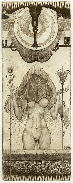 Iona Tarot / Embodied